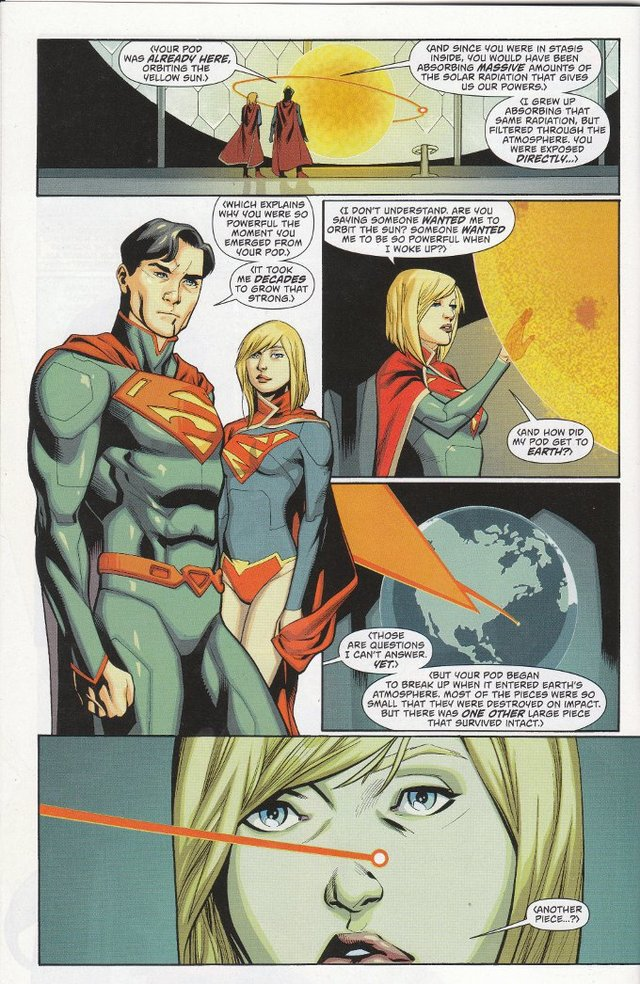 superman and supergirl fucking