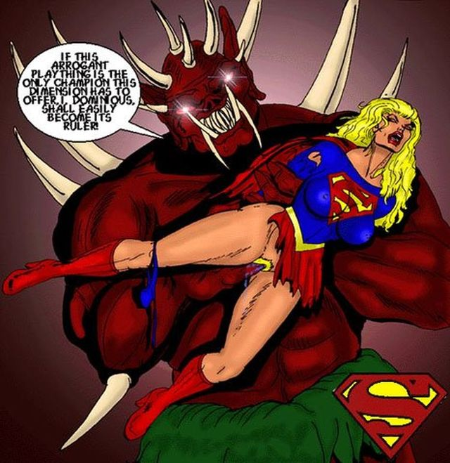 superman and supergirl fucking hentai comics gay girl batman catwoman batgirl tied super
