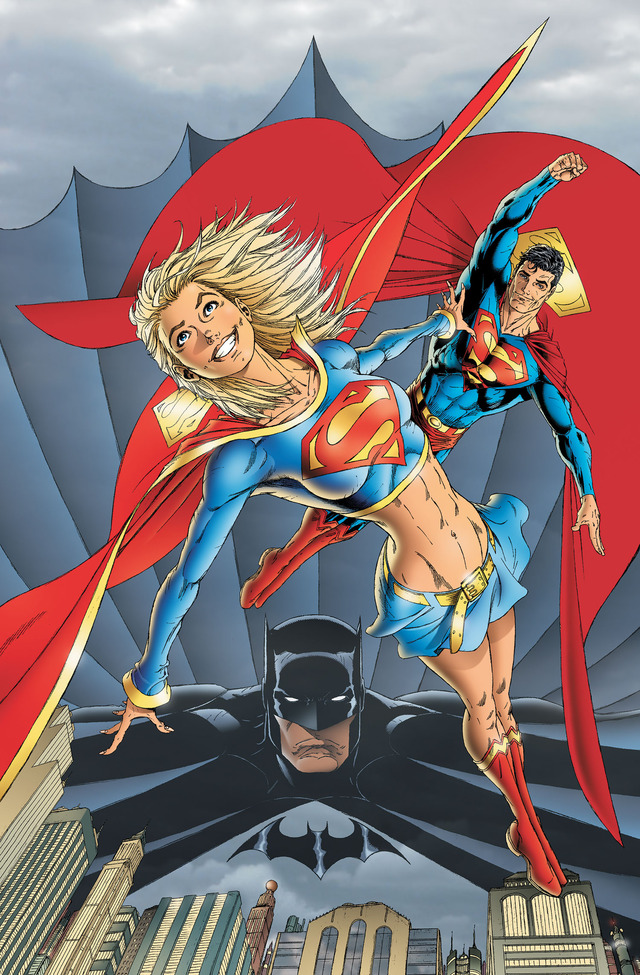 superman and supergirl fucking comics covers supergirl dccp