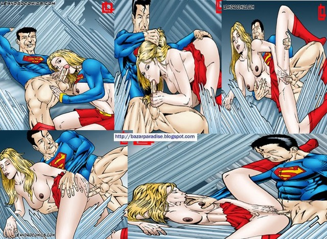 superman and supergirl fucking fuck superman justice league supergirl