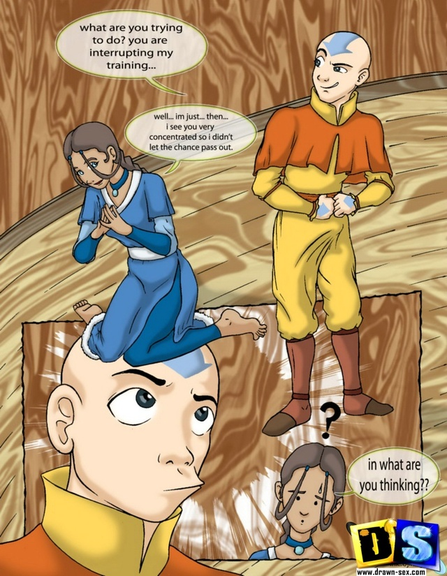 the last airbender porn comic adult last drawn games toons cartoons hot avatar blow airbender comixxx aang katara keywords animations