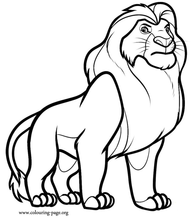 the lion king porn page lion king pages coloring printable