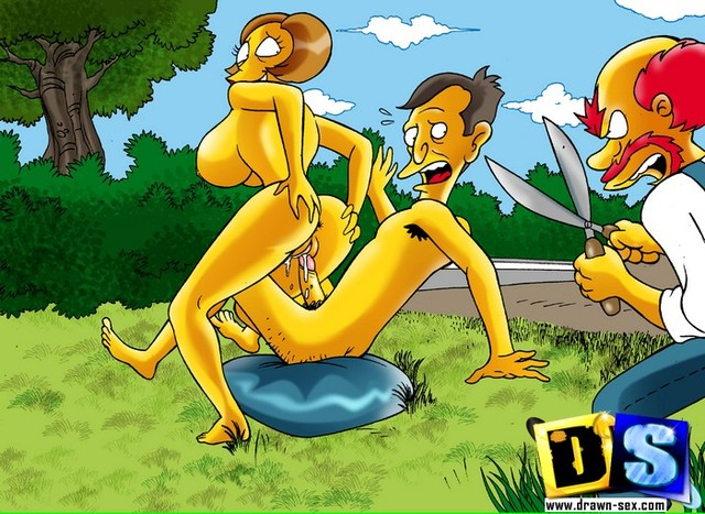 the simpsons perversion porn porn simpsons sexy galleries toons cartoonporn perverted upload drawnsex