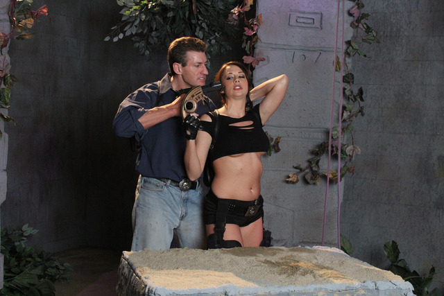 tomb raider porn xxx media chanel preston