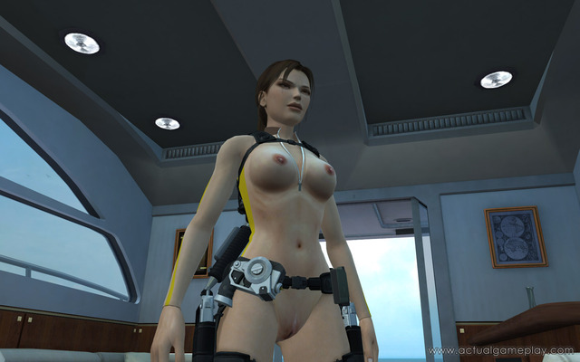 tomb raider porn nude tomb raider underworld wetsuit patch