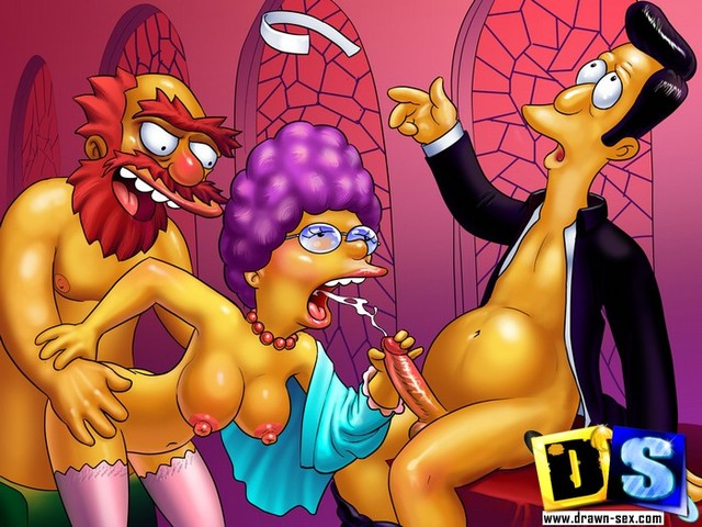 toons drilling madly porn simpsons high quality toon galleries