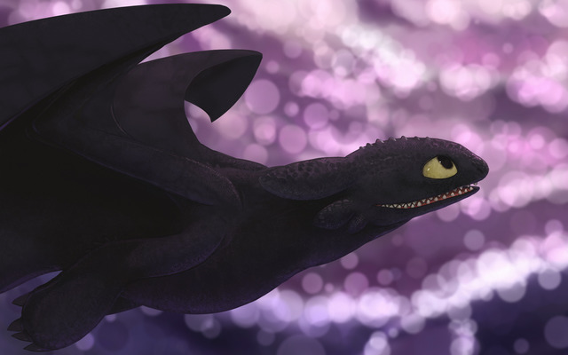 toothless dragon porn dragon wallpaper beautiful night how train toothless fury nightfury