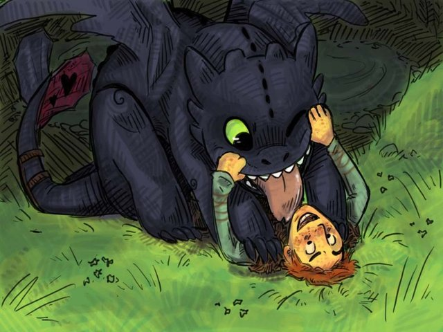 toothless dragon porn toothless kithikari