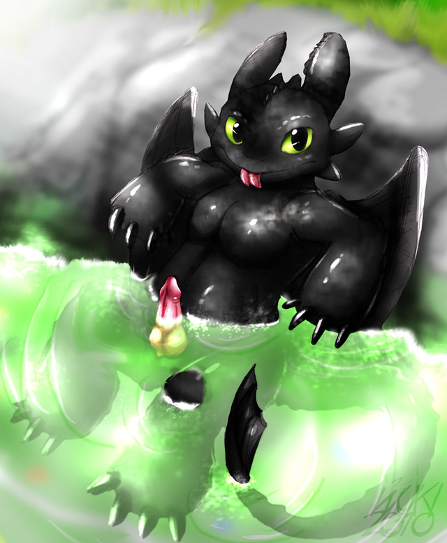 toothless dragon porn dragon res src inuki how train toothless