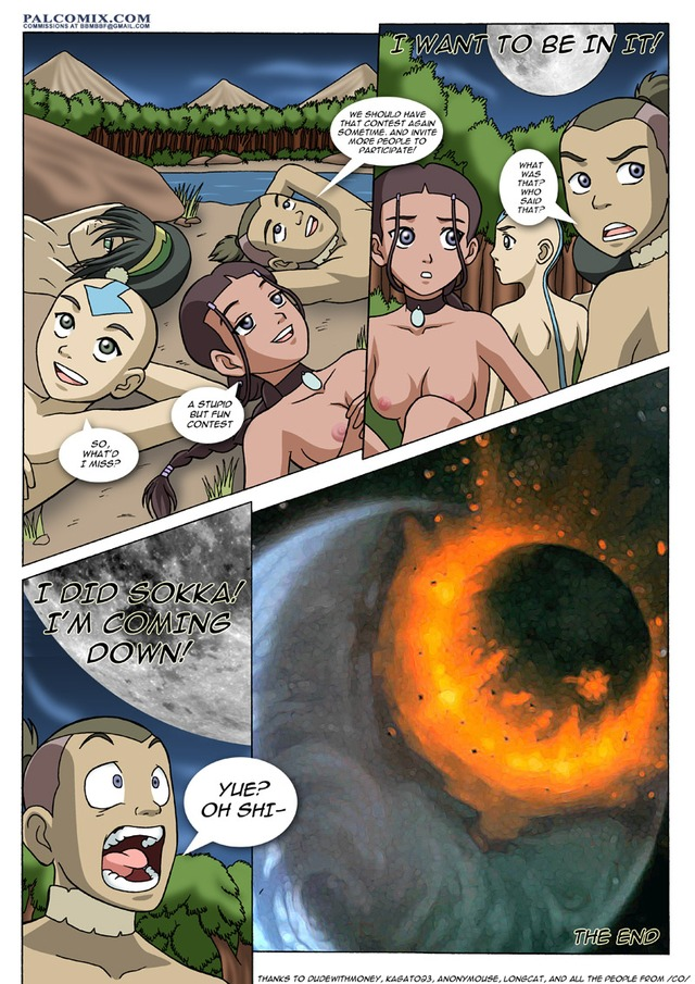 toph porn media comic original search toph bei fong sokka