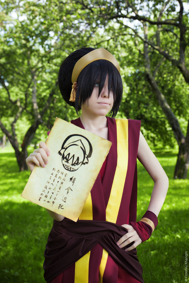 toph porn avatar toph bei fong chief wanted tophwei