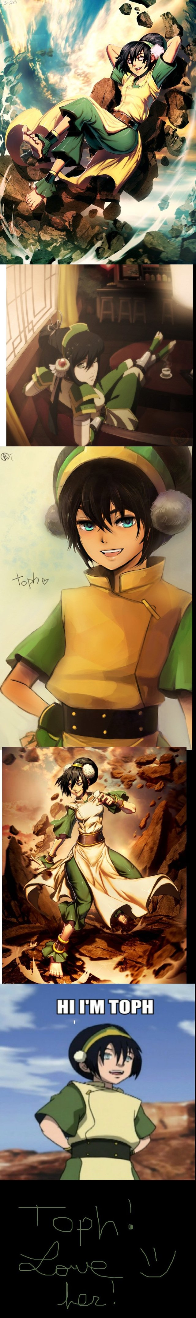 toph porn pictures funny dec favorite toph tribute mines