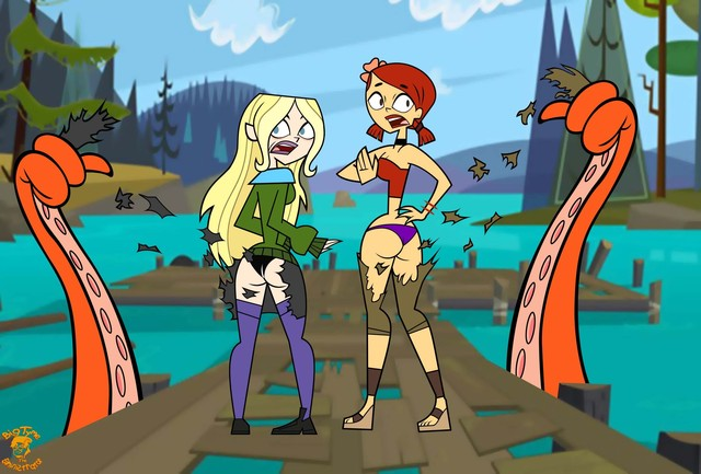 total drama island toon xxx porn media cartoon picture gallery original revenge total island drama quintuplet
