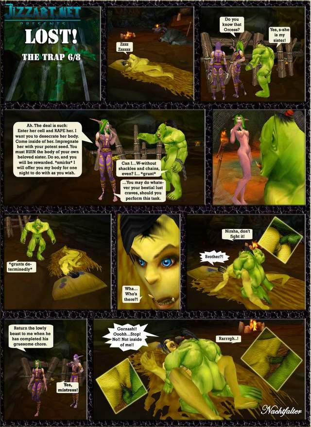 warcraft porn world comix