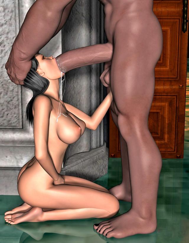 Hermaphrodite human nude naked