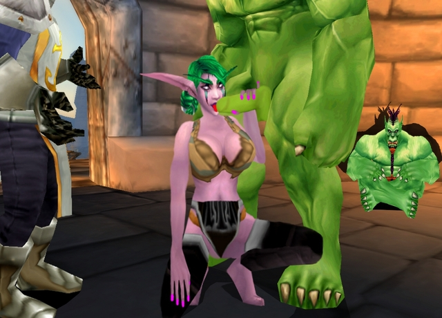 world of warcraft porn world female warcraft orc elf night tagme male eefd