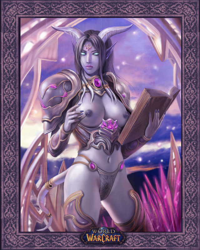 wow porn sexy adult wallpapers art photo part world warcraft wow artwork