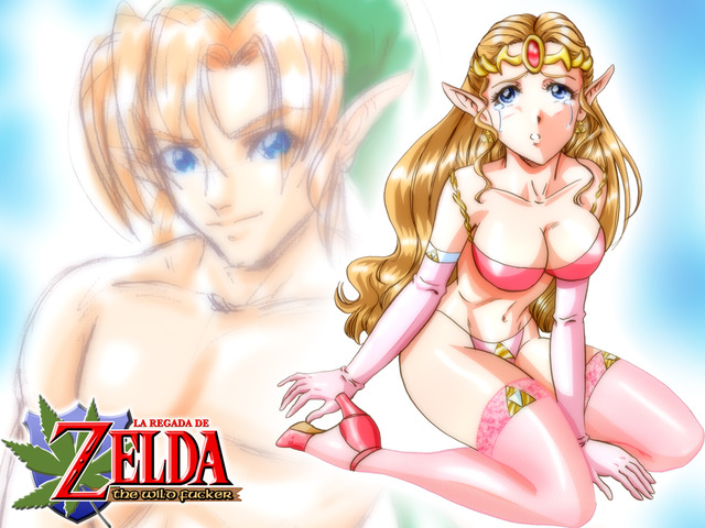 zelda hentai wallpaper zelda cellsart foros