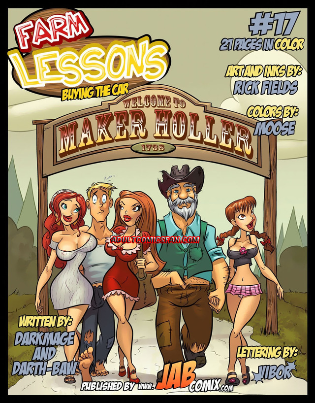 farm lessons porn comic porn media comic lessons farm
