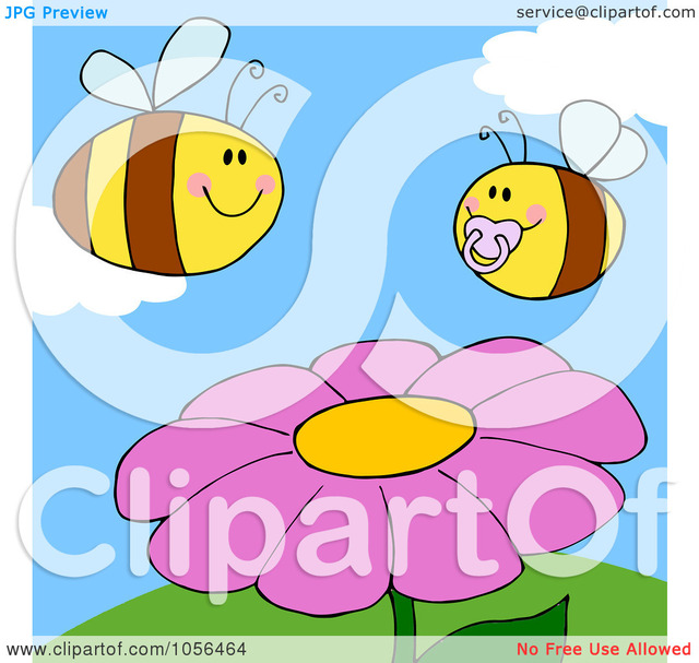 free adult toon pics free adult art clip illustration bee over day royalty flower chubby vector sunny baby portfolio ctsankov