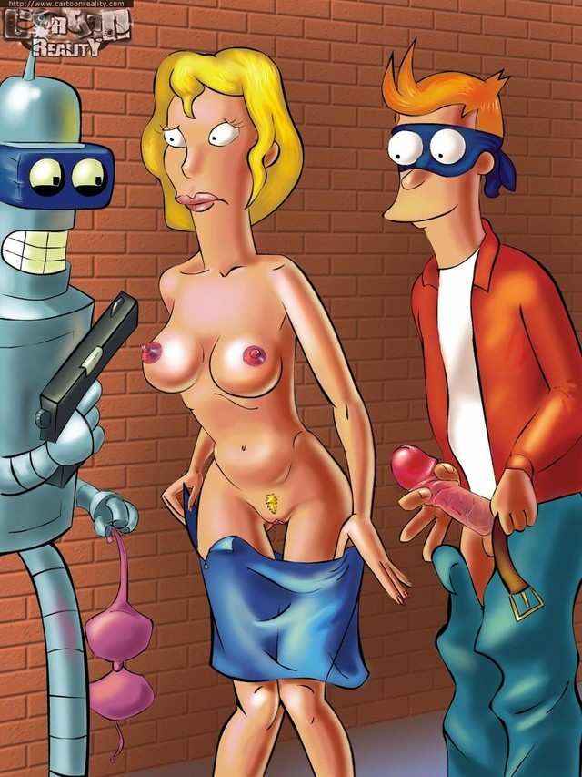 fresh toon porn porn futurama cartoons