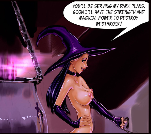 порно фото ведьмочки witch