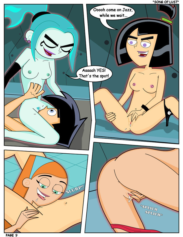 hentai cartoons pictures danny phantom hentai media cartoon toon cartoons original