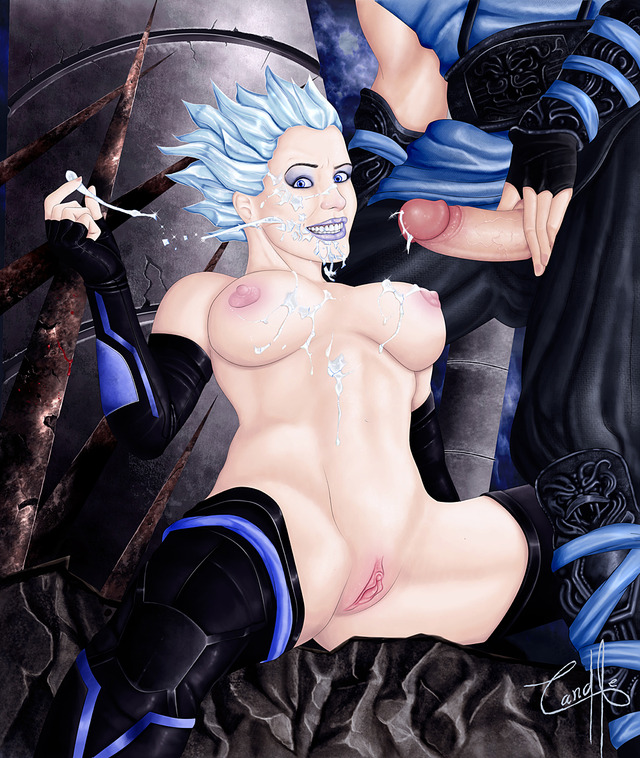 hentai toons pics hentai mortal kombat exclusive toons from getting facial frost zero candle sub mpl frozen