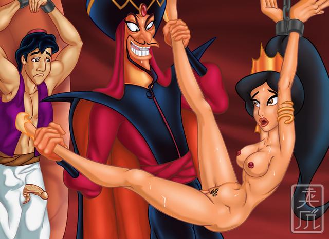 порно жасмин онлайн мультфильм