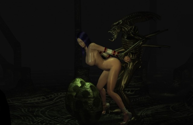 hot sex toons porn from hot alien scene behind getting beauty banged