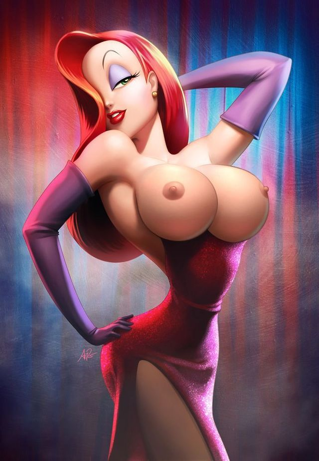 jessica rabbit cartoon porn sexy cruz erika
