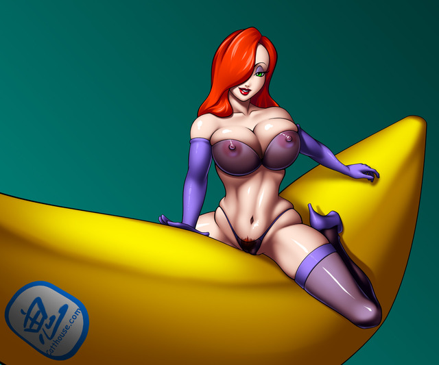 jessica rabbit hentai pics pictures page all jessica rabbit user oni commission