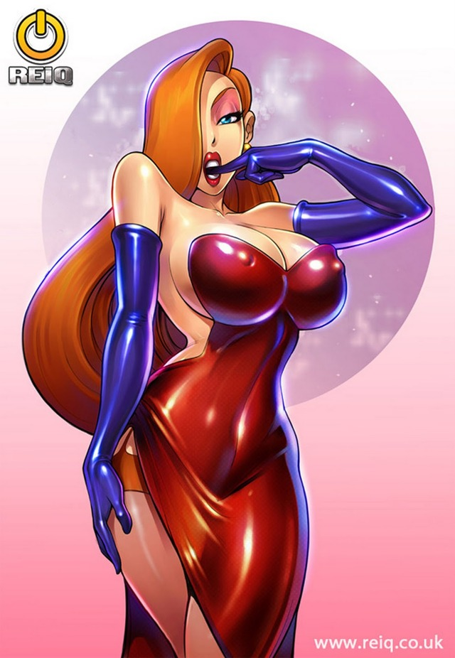 jessica rabbit porn images that sexy tits jessica rabbit head red breasts busty thick christina pawg hendricks alba whooty hge