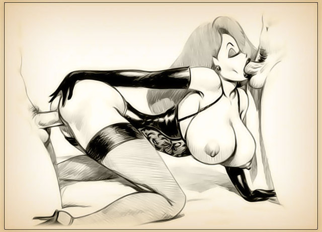 jessica rabbit sketch porn xxx toon sketches