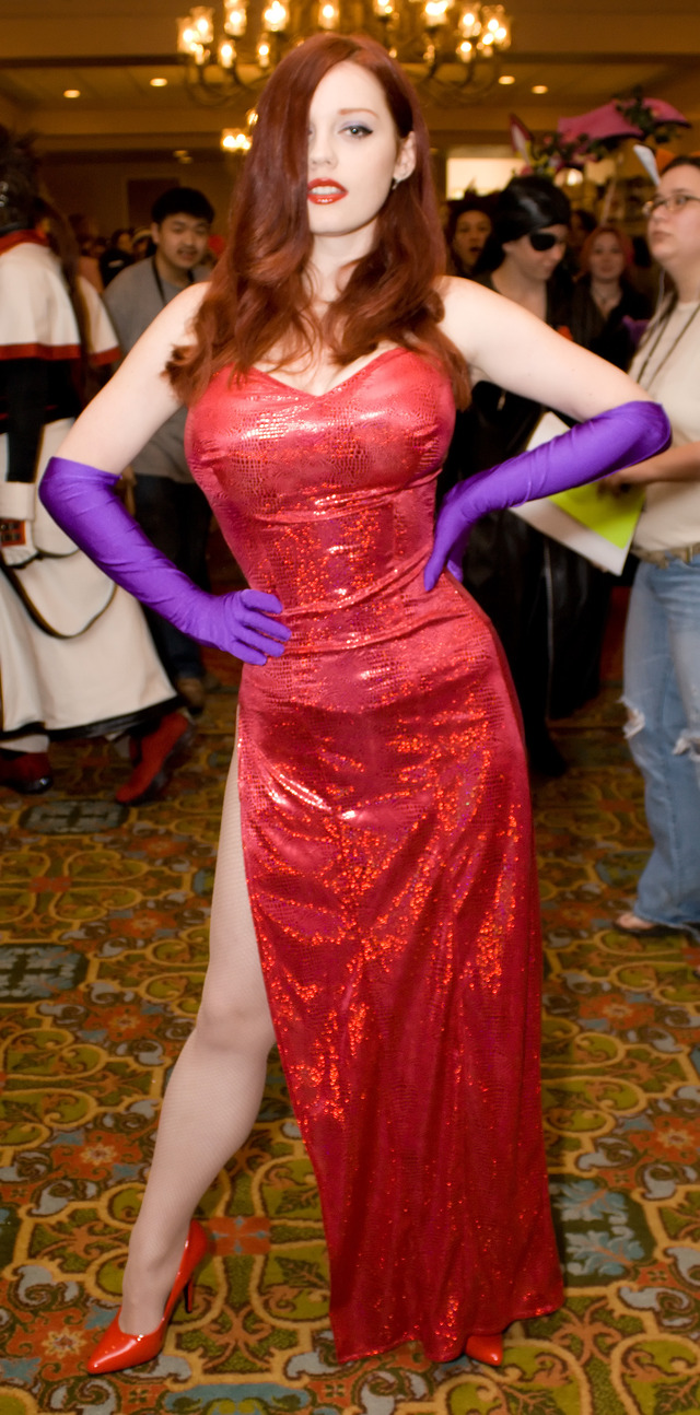 jessica rabbit xxx pictures jessica rabbit cosplayer