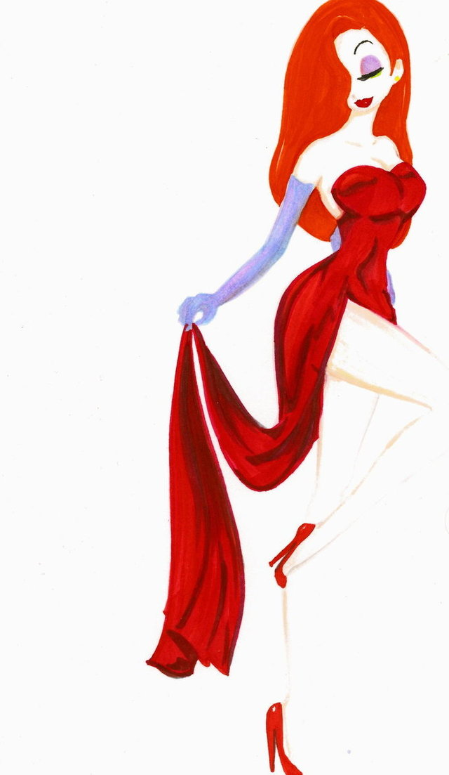 jessica rabbit xxx pictures jessica rabbit art pre erichanoki jmxqi