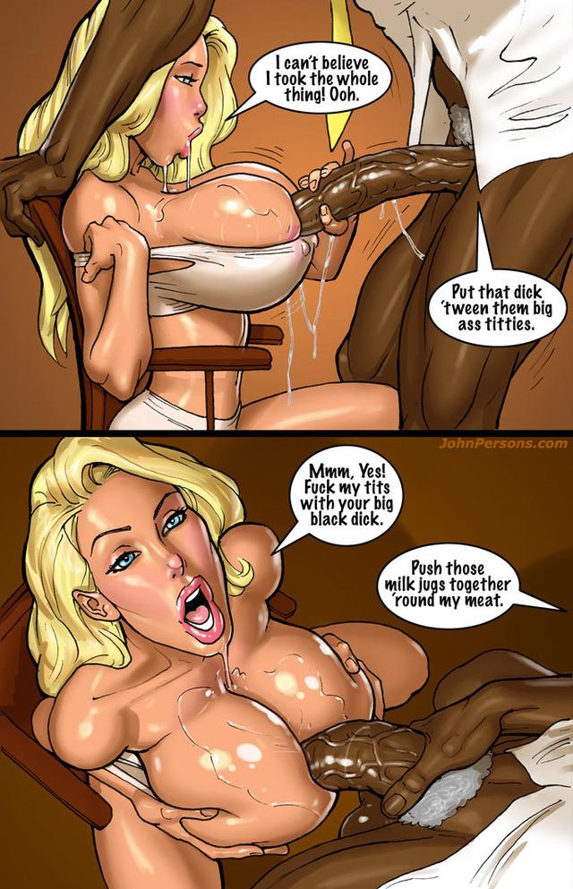 john persons interracial porn comics comics adult more erotic john ...