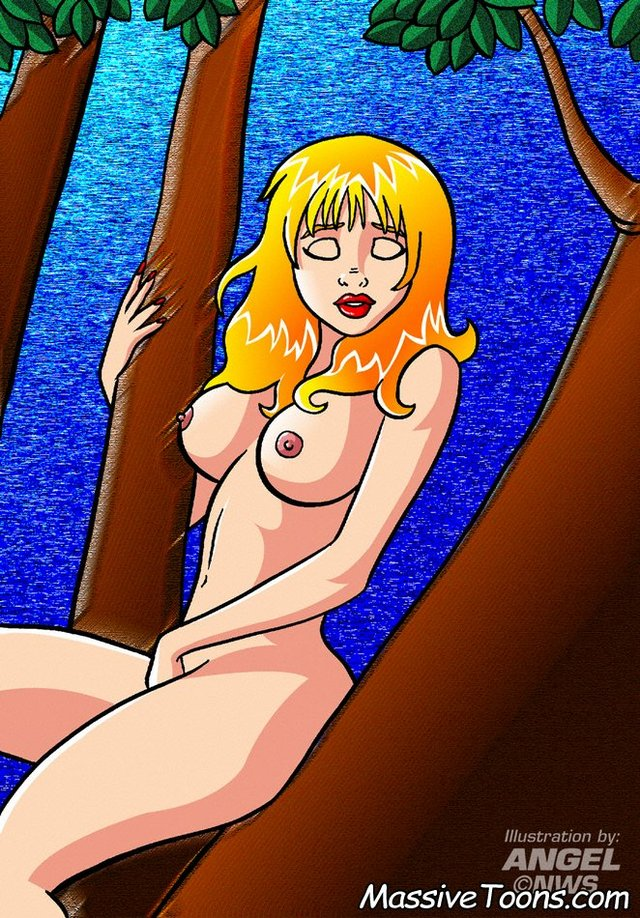 massive cock toons tits slut pic toons from sailor cock taking massive massivetoons