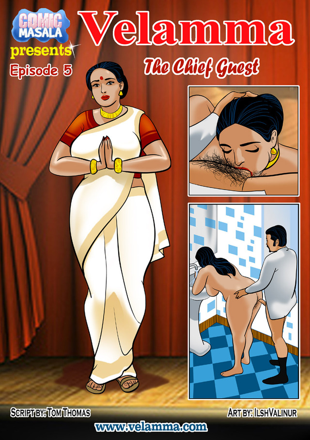 my sex toon toon cover eng indian velamma