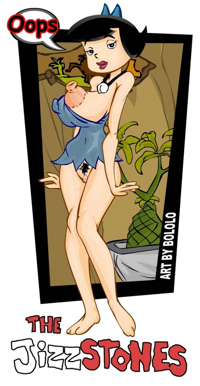 new sex toons toons nude flintstones