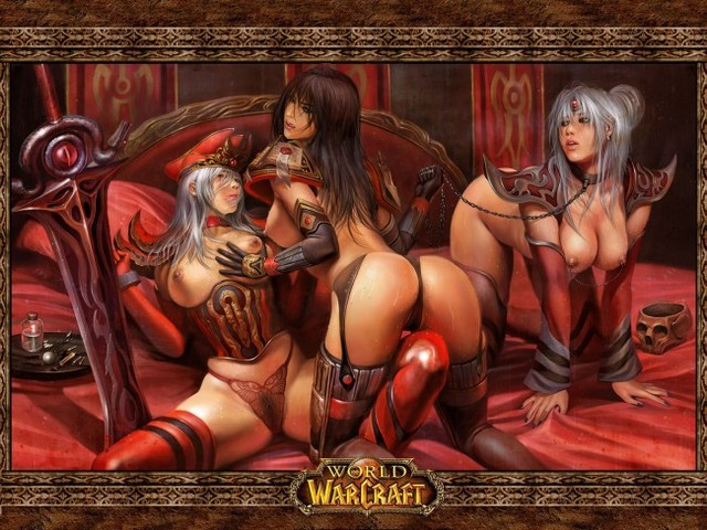 pictures of cartoon lesbian sex cartoon lesbian world warcraft session