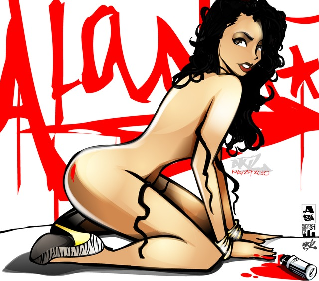 pictures of toon porn art toon gets avenger chronic alana