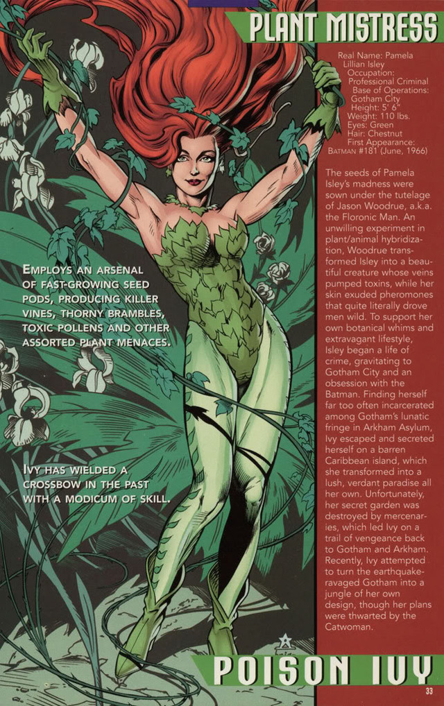poison ivy porn comic albums hefmeister dcwhoswho