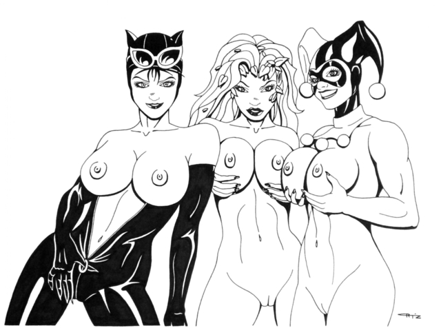 poison ivy porn comic category ivy harley catwoman subcat gallerypiece