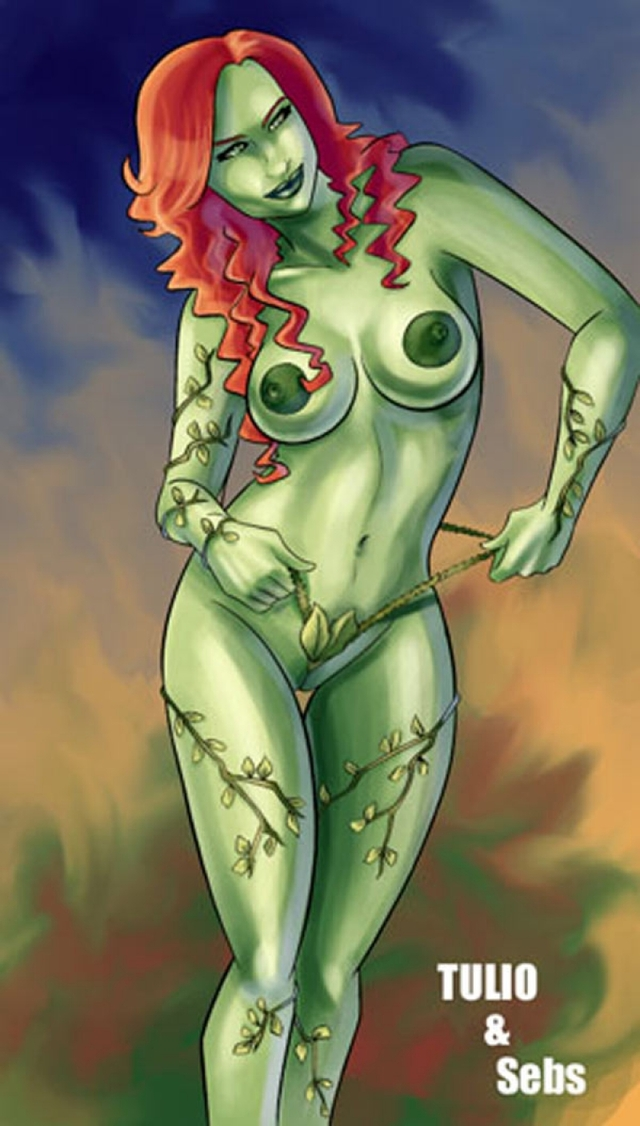 poison ivy porn comic porn batman