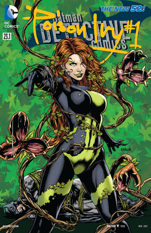 poison ivy porn comic comics comic vol marvel ivy poison detective