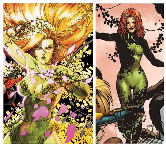poison ivy porn comic final head ivy poison superheroine sublime redesigns