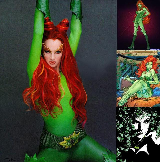 poison ivy porn comic page category poison books ivies