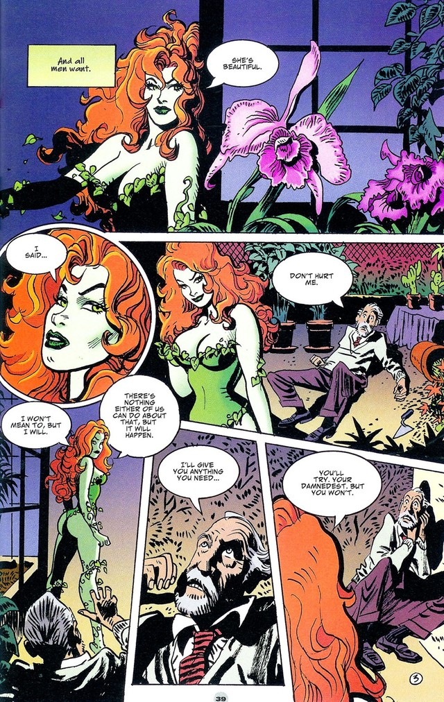 poison ivy porn comic media comics review part six solo comicsalliance duet blz jordi bernet anthology