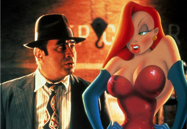 porn cartoon jessica rabbit rabbit who framed roger about know might things